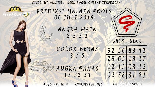 PREDIKSI MALAKA POOLS 06 JULI 2019