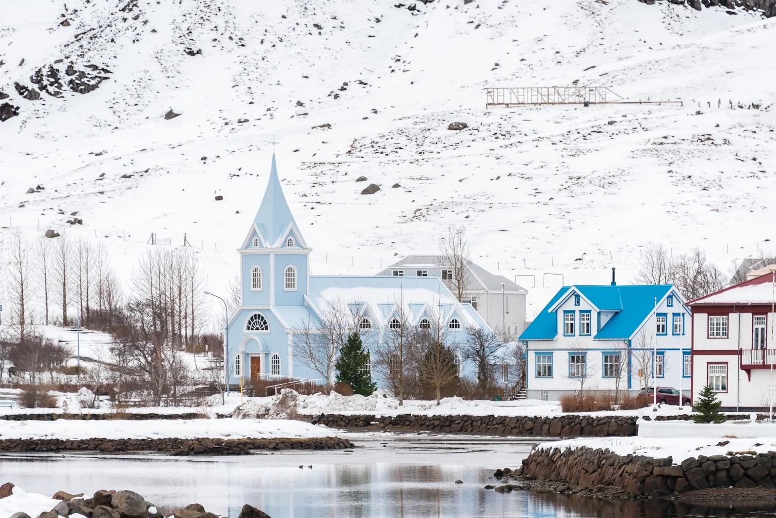 Resultado de imagen para Reikiavik, Islandia DICIEMBRE