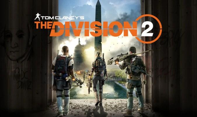 Game PS4 Terbaik Wajib Kamu Coba - Tom Clancy's The Division 2