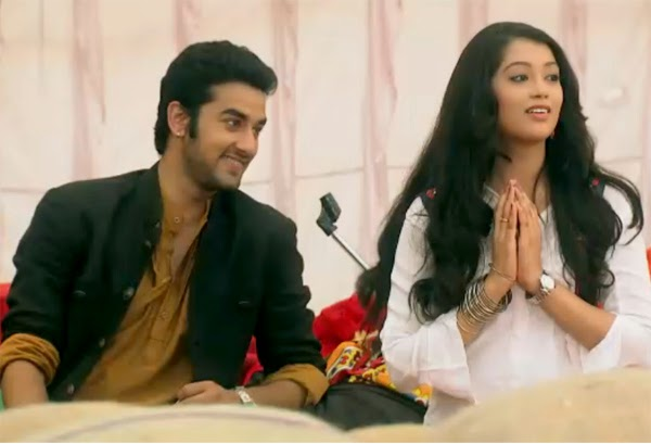 Veera and Baldev will be seen spending some Lovey-Dovey Moments