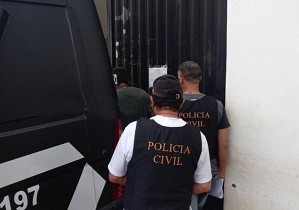 Polícia Civil prende homem acusado de estuprar duas crianças
