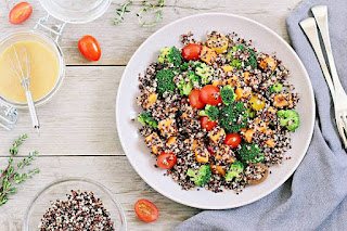 quinoa source of Protein