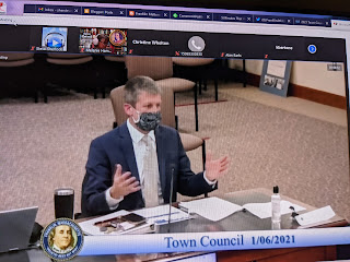 FM #429 Town Council Meeting - P2of2 - 01/06/21 (audio)