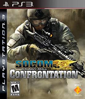 Socom U.S.Navy Seals Confrontation PS3 Baixar