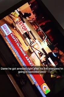 Congolese singer Koffi Olomide caught on video assaulting dancer