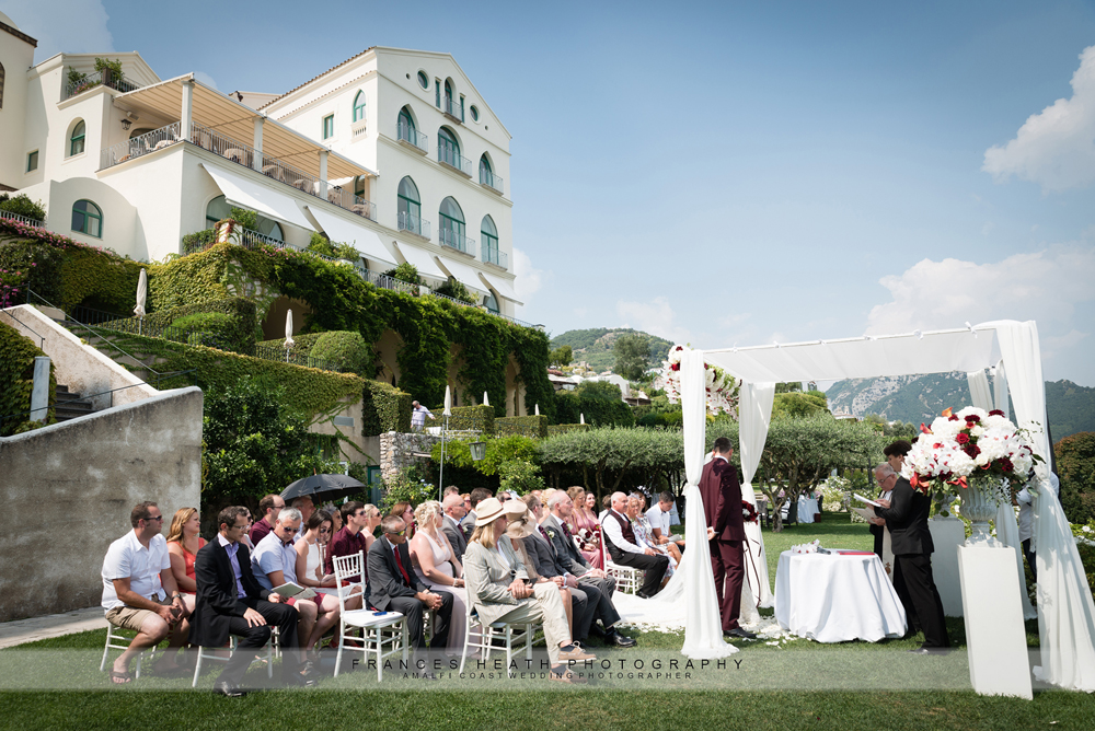 Wedding Hotel Caruso