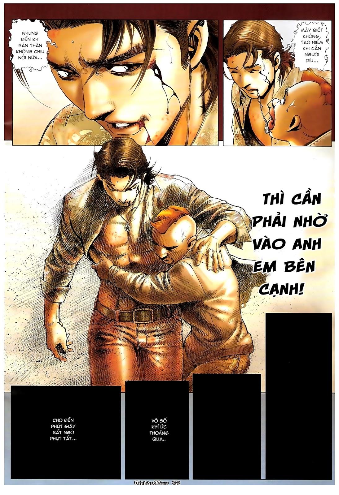 Người Trong Giang Hồ - Chapter 1235: Đồng qui ư tận - Pic 22