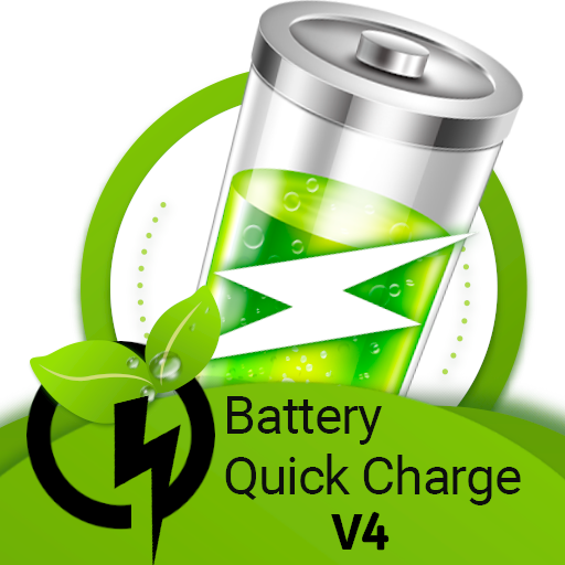 Battery Saver Quick Charge 4+,best battery saver app for android 2020