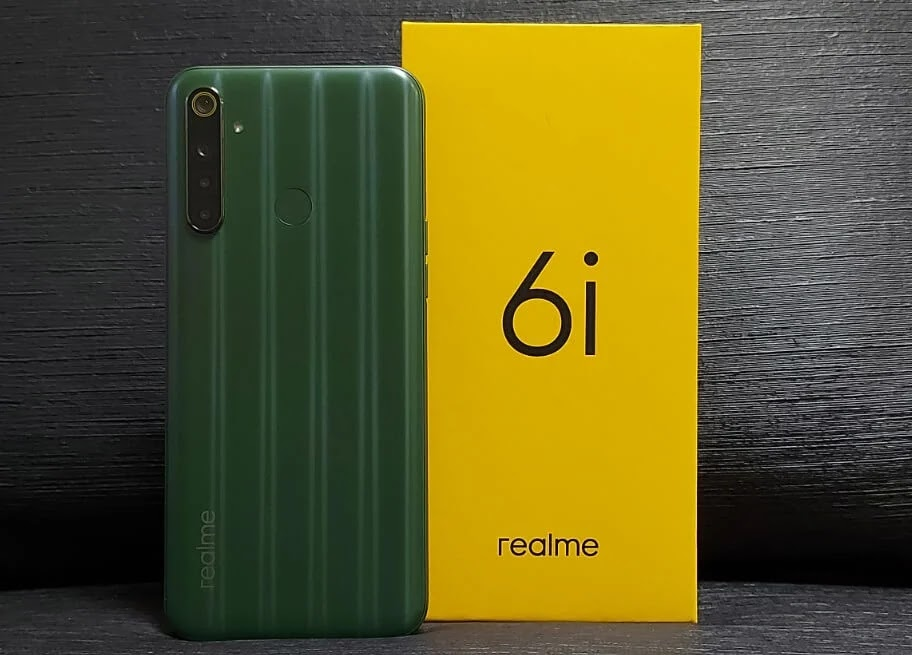 Realme 6i Now Official; Get Yours For As Low As Php7,490 This May 15 and May 20