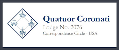 Quatuor Coronati Lodge No. 2076. Correspondence Circle. U.S.A.
