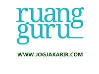 Lowongan Sales Trainee Academy by Ruangguru Jogja