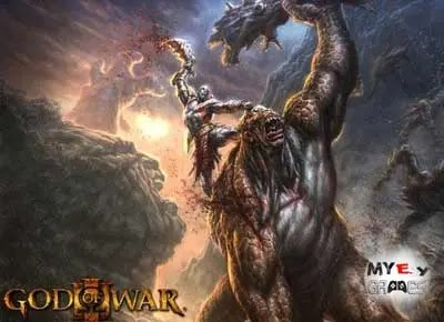 شرح قصة تحميل لعبة God of War 3 بلاي ستيشن 3
