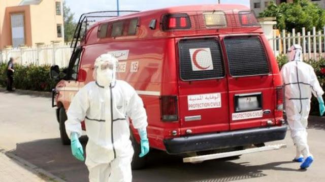 أكادير : فيروس كورونا ينسل إلى مقر الوكالة الحضرية.