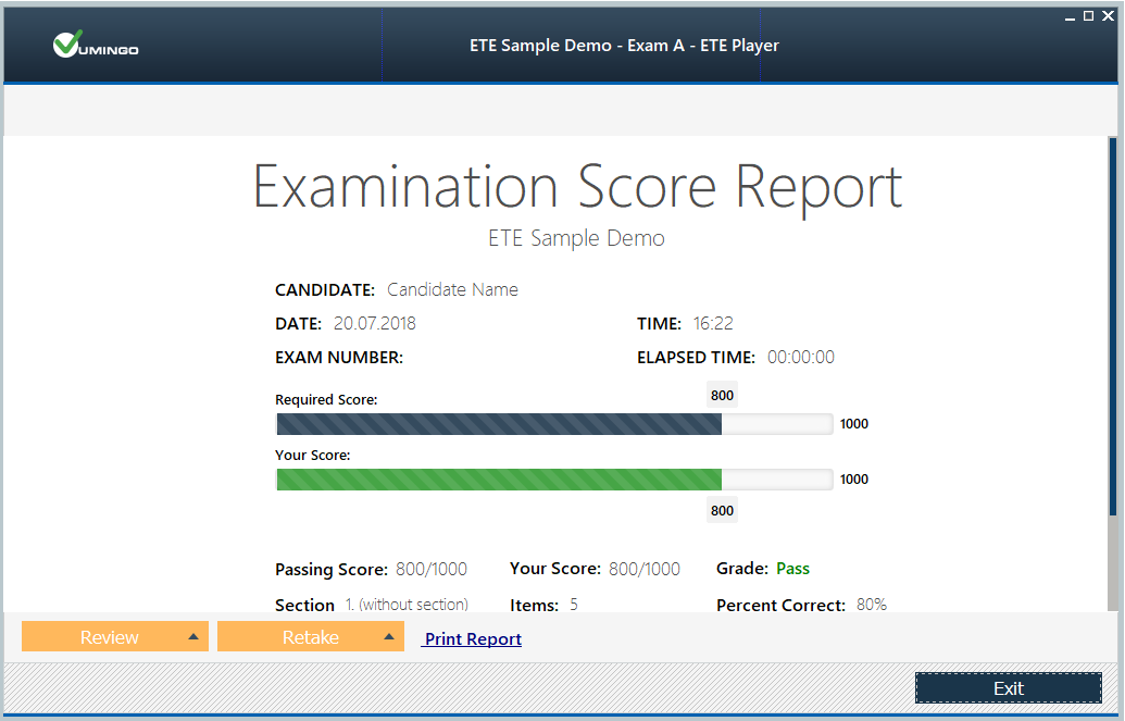 Alternative to VCE Exam Simulator | TECH SUPPORT