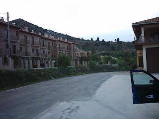 carretera acceso, Beceite, Beseit, 11