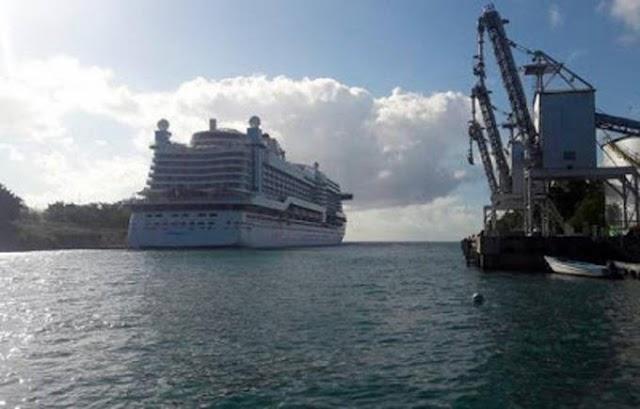 Impiden desembarcar crucero en la RD por sospecha de coronavirus