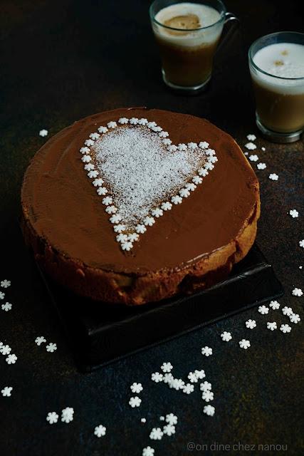 gâteau faccile à refaire , gâteau à partager ,