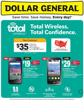 Family Dollar Total Wireless Ad