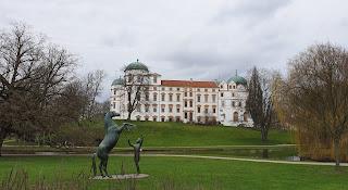 Schlosstheater und Museum: das Welfenschloss in Celle, Niedersachsen