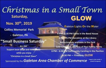 11-30 Galeton Christmas in a Small Town