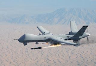 teknologi drone untuk militer