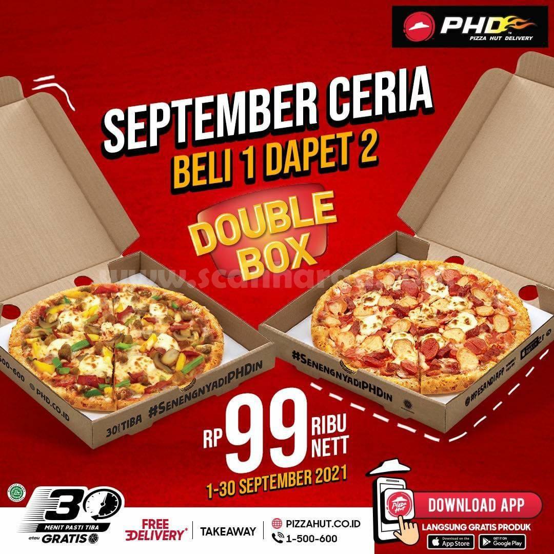 Promo PHD Terbaru Periode 7 - 30 September 2021