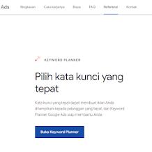 Cara Menggunakan Google Keyword Planner Terbaru