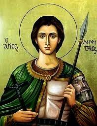 Les martyrs de l'Eglise primitive - À lire ! Merci mon Dieu de pouvoir encore professer notre foi ♥ - Page 2 Saint-Dimitri