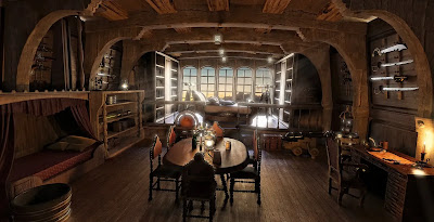 FG Pirate Cabin
