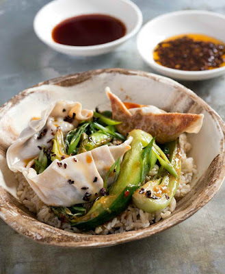 Kimchi Dumplings Recipe
