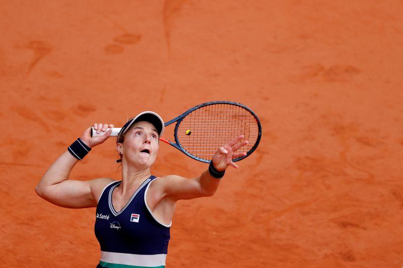 Nadia Podoroska Roland Garros