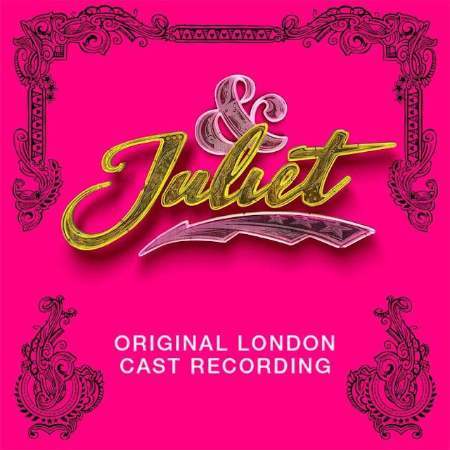& Juliet cast recording