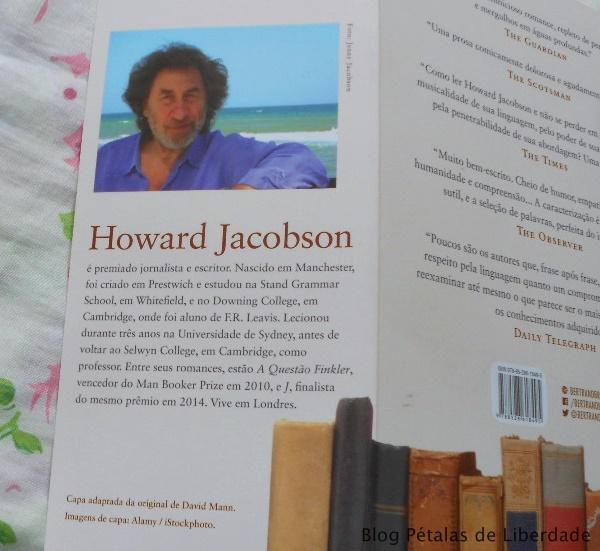Resenha, livro, O-grande-zoológico, Howard-Jacobson, bertrand-brasil, opiniao, critica, fotos, trechos, escritor-personagem, capa