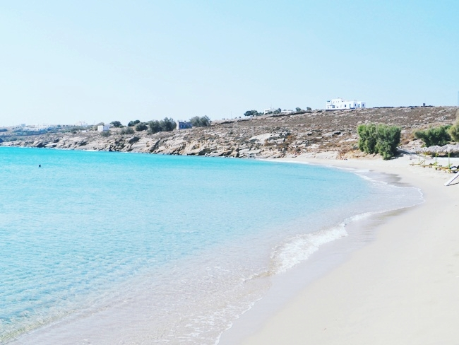 Viva Punda beach Paros
