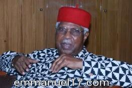 Cheif Alex Ekwueme reveals how Jonathan failed Igbos