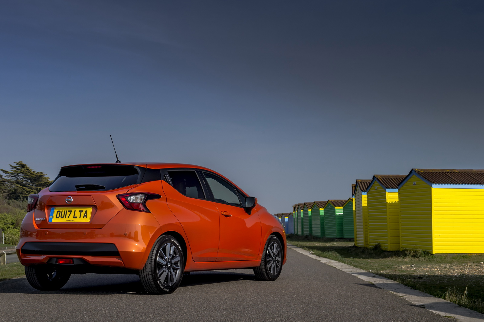 new nissan micra arrives in the uk to challenge the fiesta 74 pics. Black Bedroom Furniture Sets. Home Design Ideas