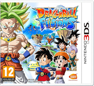 Dragon Ball Fusions 3DS ( CIA / Citra )+update Free Download