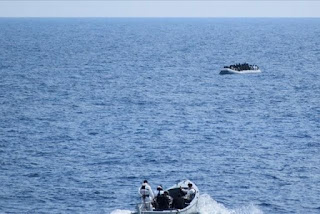 إنقاذ 84 مهاجرا غير نظامي قبالة السواحل التونسية