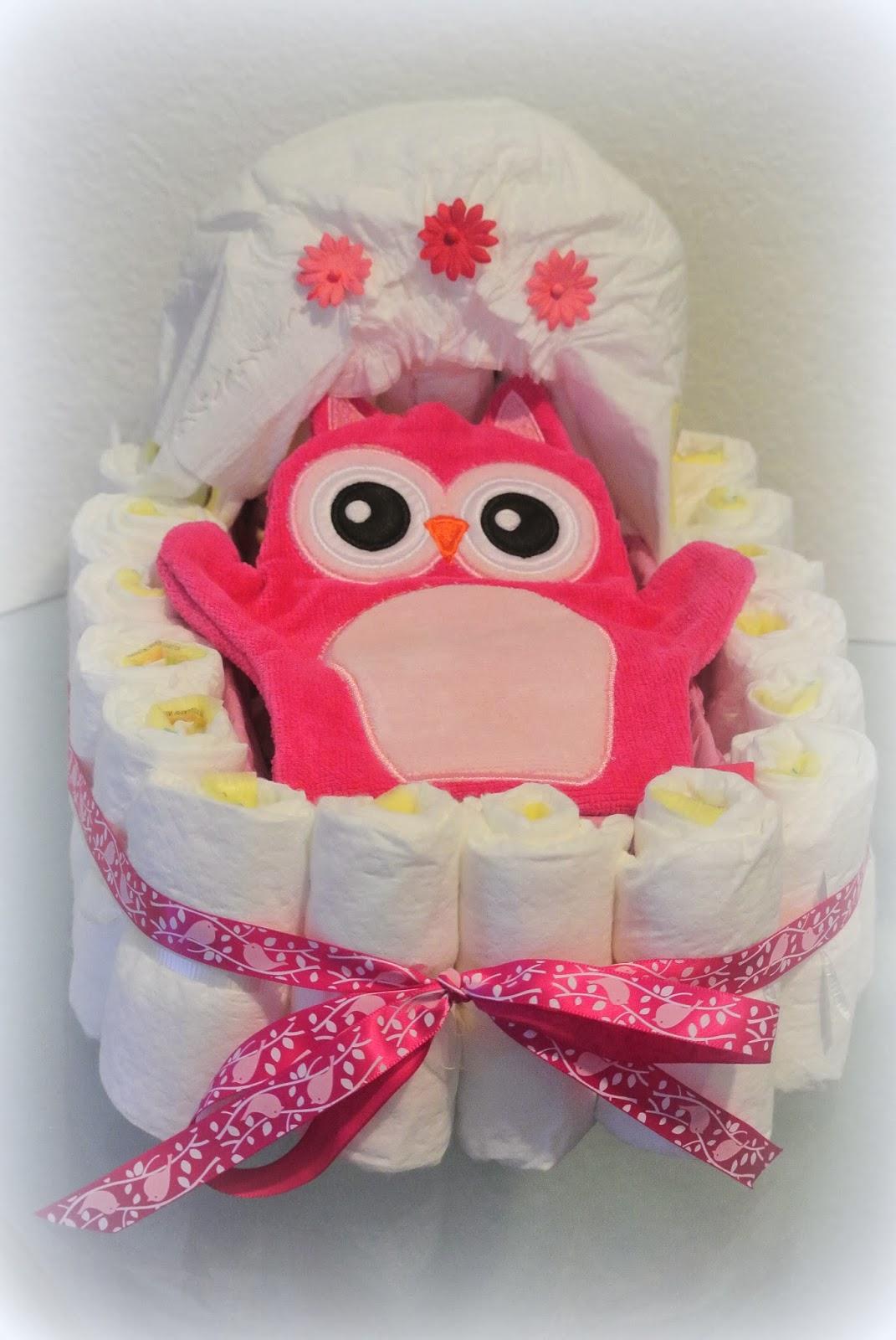 diaper bassinet, baby shower gift