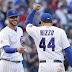 #MLB: Artillería de Cubs castigó a Rojos y le dio a Maddon victoria su #1,000
