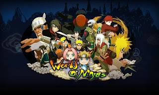 World of ninjas v1.0.1 Apk + Data Android
