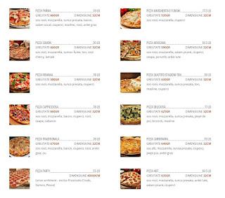 preturi pizza My Way