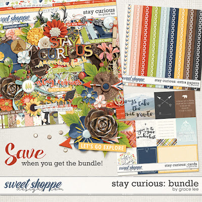 Stay Curious: Bundle