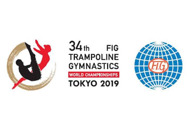 GIMNASIA TRAMPOLÍN - Mundial 2019 (Tokyo, Japón)