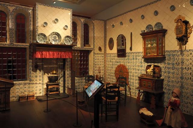 Hindeloopen kamer, Fries Museum Leeuwarden
