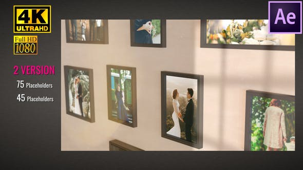 Videohive - Wall Gallery 28715025