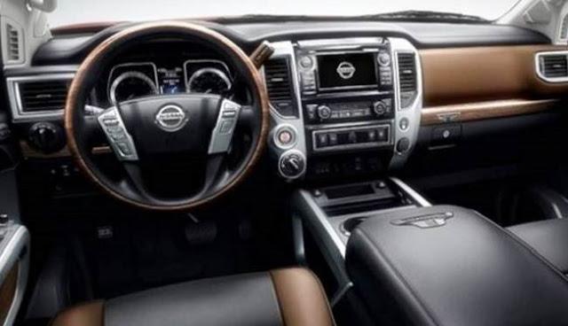 2018 Nissan Titan Redesign