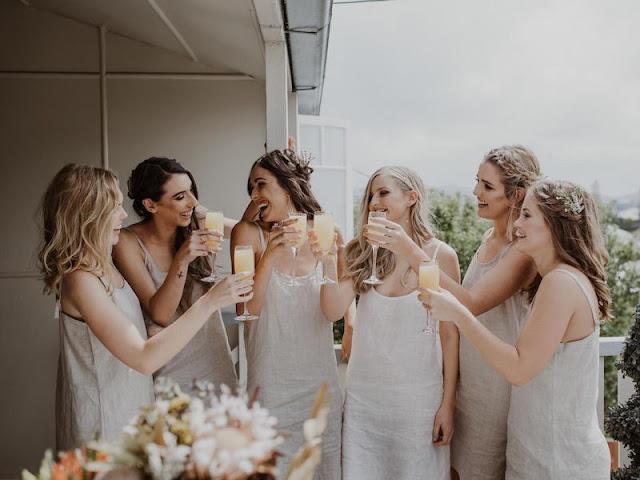 The Dress Code Bridal Shower vs Bachelorette Party