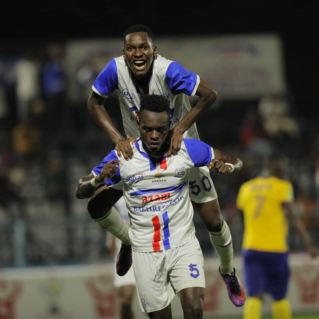 AZAM FC YAANZA VYEMA KOMBE LA KAGAME BAADA YA KUWACHAPA MABINGWA WATETEZI, KCCA YA UGANDA 2-0 CHAMAZI -Michezoni leo