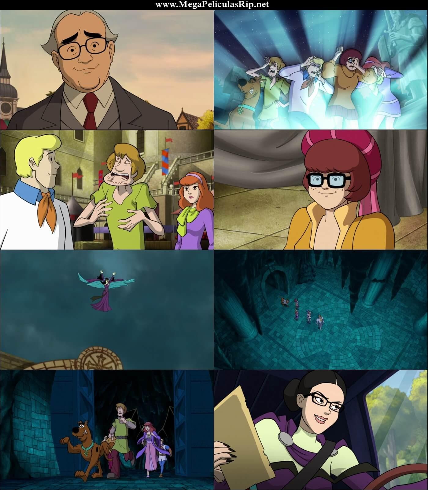 Scooby Doo La Espada Y Scooby 1080p Latino